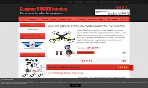 Drone y mas