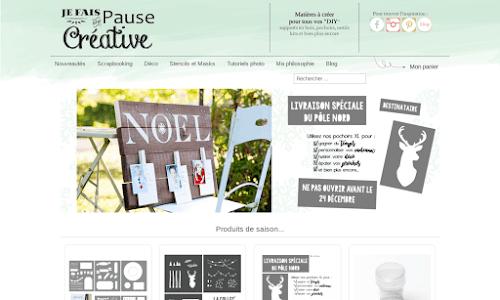 Pause Créative Loisir créatif