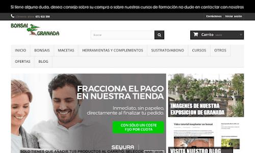 Bonsai Granada | Tienda bonsai online