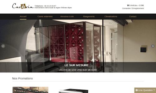 Aménagement et climatisation de cave à vin, Lyon Alcool, vin et spiritueux