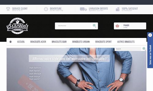 Bracelets-Homme.com Bijoux