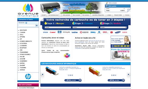 Avenue Informatique
