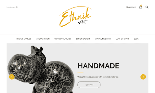www.ethnik-art.com Décoration