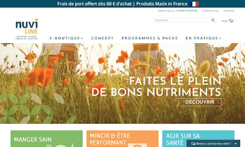 Nuviline Alimentation bio et diététique