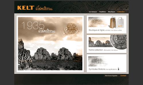 Bijoux Kelt : Bijoux bretons et Celtes depuis 1935