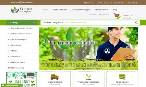 Tu Rincon Ecologico Alimentación orgánica y dietética