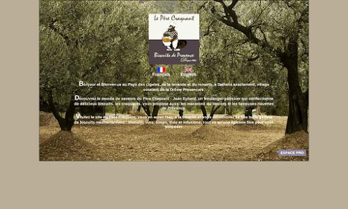 Craquants, Macarons et Navettes : Le Père Craquant