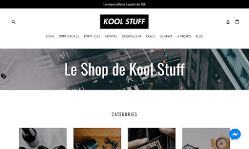 Shop Kool Stuff