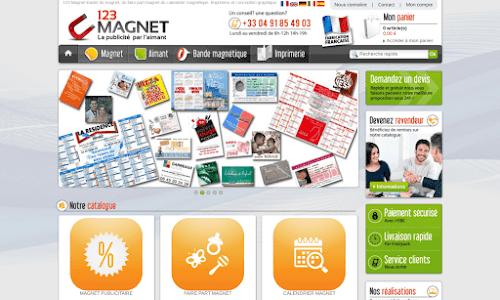 123 Magnet Autres services