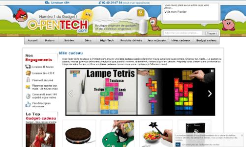 OpenTech Cadeaux