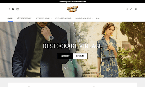Destockage Vintage