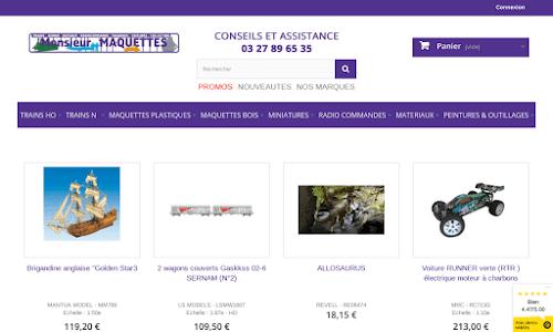 Monsieur MAQUETTES Collection et miniature