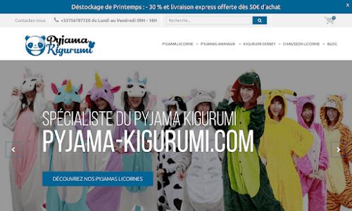 Pyjama-Kigurumi
