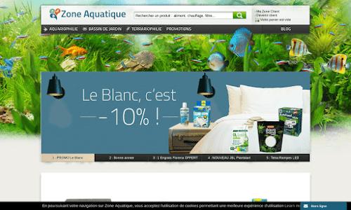 Matériel et accessoires pour aquarium