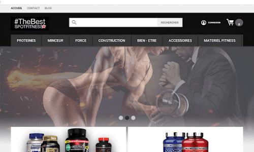 Spot-Fitness, matériel de musculation et de Fitness Matériel