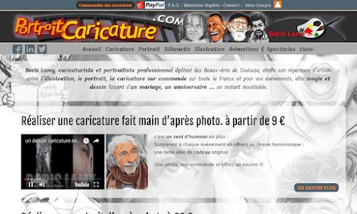Portraits et Caricature