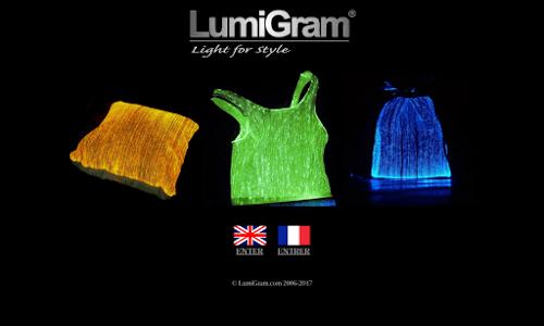 LumiGram Design