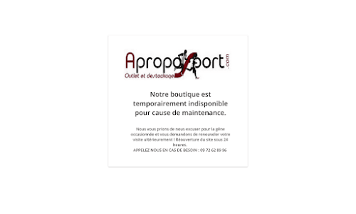 Aproposport Chaussures