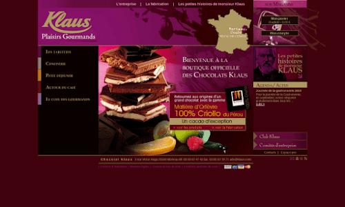 Chocolats Klaus