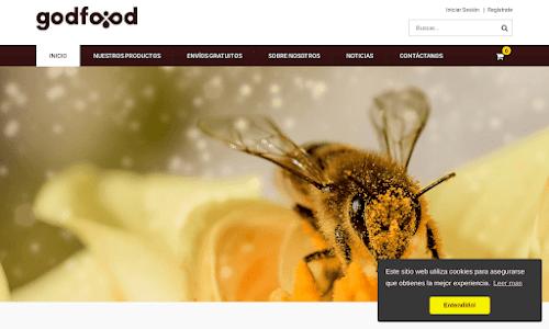 Godfood Alimentación orgánica y dietética