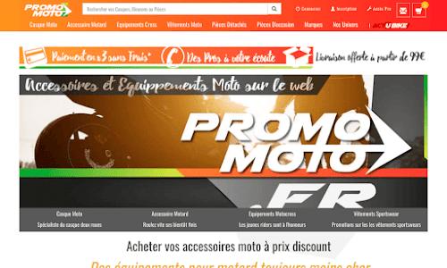 Promo-moto 2 roues