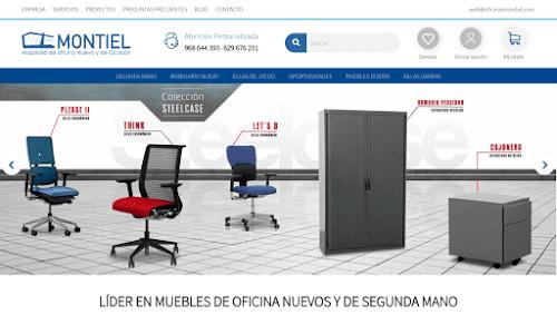 Estanterias metalicas tienda online muebles en el palmar for Muebles montiel