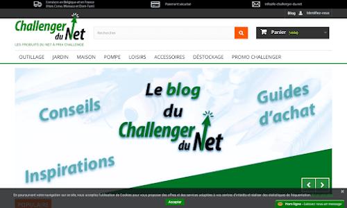 Le Challenger du Net