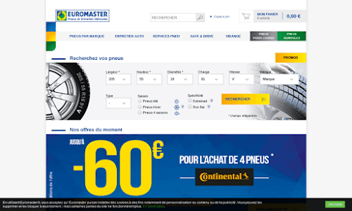 Shop Euromaster