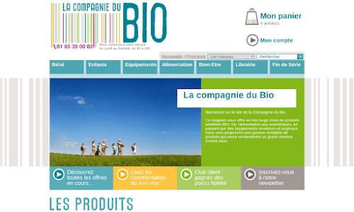 La Compagnie du Bio
