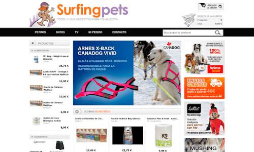Surfingpet