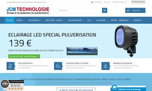 JCM-Technologie Fourniture et mobilier