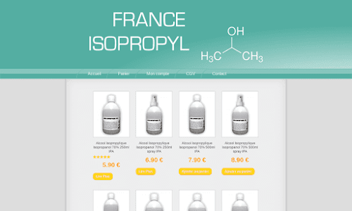 France-Isopropyl