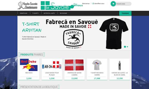 Boutique Haute-Savoie-Tourisme Produits du terroir