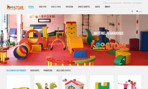 GoBabyGym Store