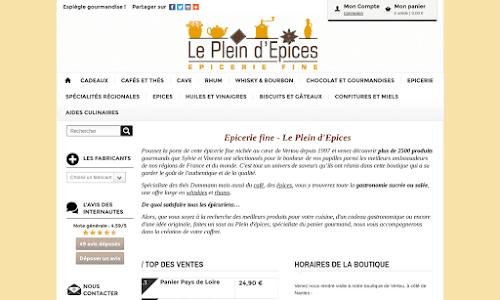 Boutique Epicerie fine : Le Plein d' épices Alimentation