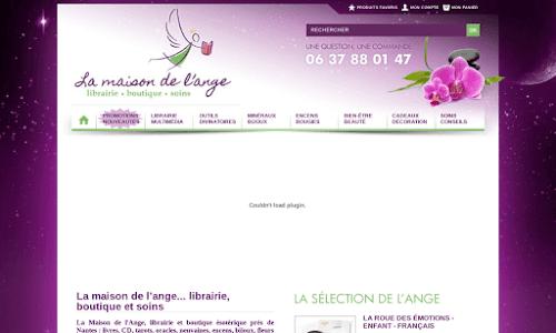 Librairie La Maison de l'Ange