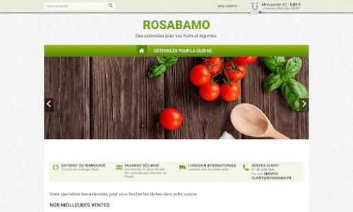 Rosabamo Accessoires