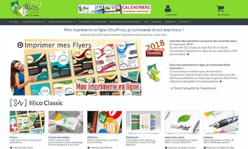 Illico Press: impression en ligne en quelques clics !