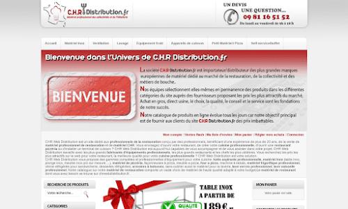 C.H.R. web distribution Fourniture et mobilier