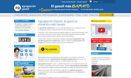 Agrupación gasoil