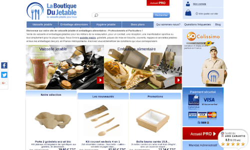 La Boutique Du Jetable