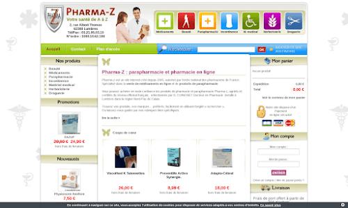 pharma-z Parapharmacie