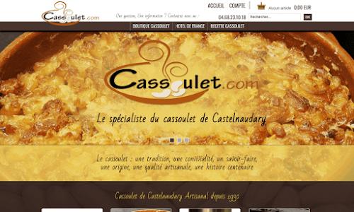 Cassoulet Gastronomie