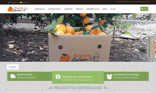 Naranjas Julian Alimentación
