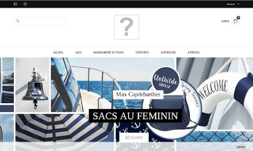 Site officiel de Max-Capdebarthes - sellier et maroquinier