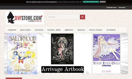 Dvfstore.com : La Boutique Des Vrais Fans
