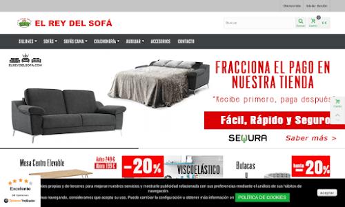 Elreydelsofa mobiliario