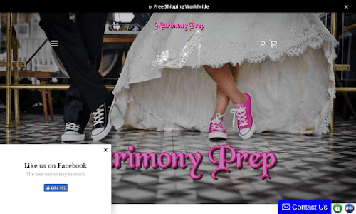 Matrimony Prep Women's Fashion
