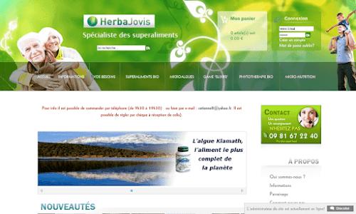 HerbaJovis Produit diététique
