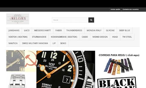 eRelojes - Ti relojería online